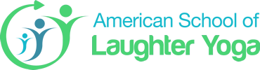 American School Of Laughter Yoga Logo